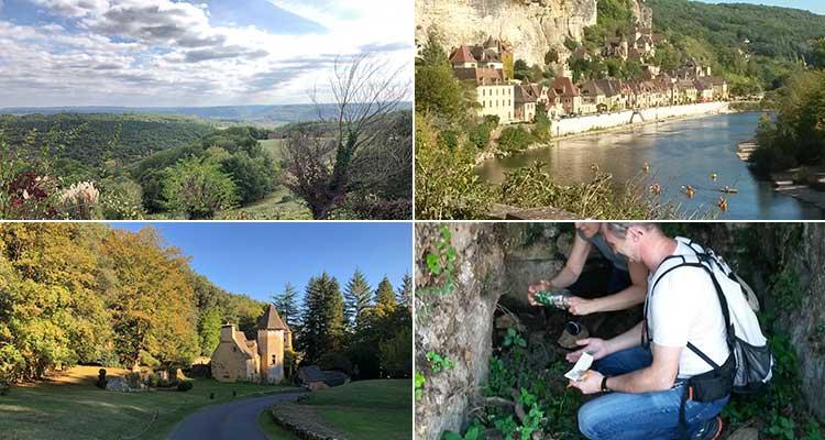 Randonnée en Dordogne avec Terra Aventura