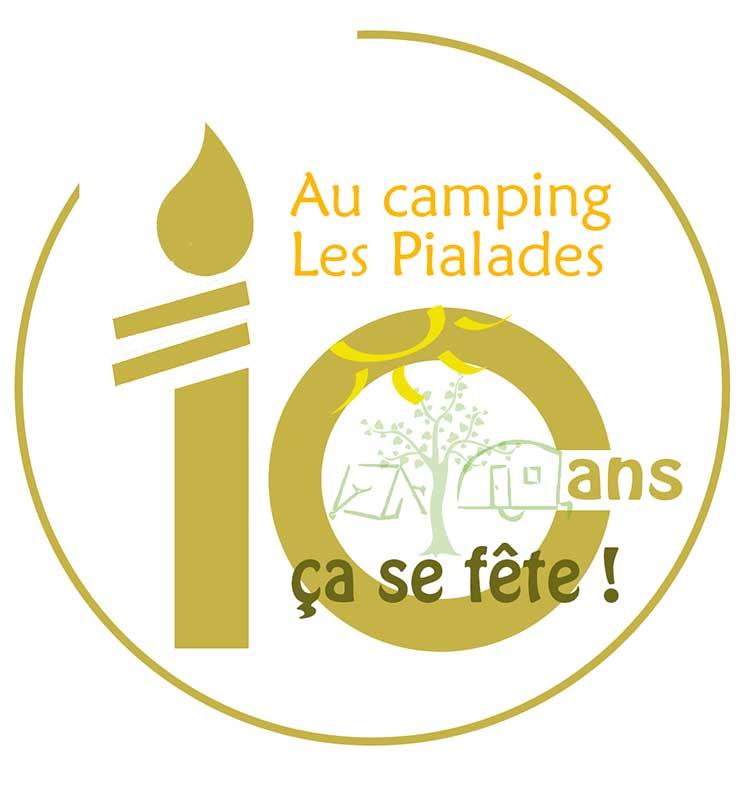 10e saison : un logo pour l'événement